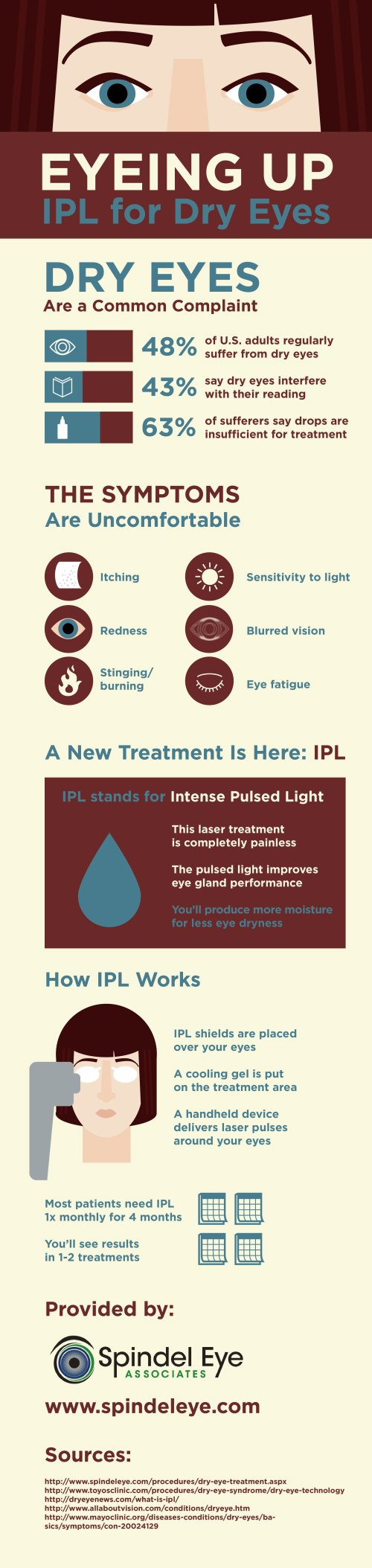 spindel eye infographic
